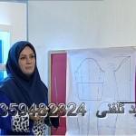 محتویات DVD1 مجموعه آموزش خیاطی خانم عمرانی