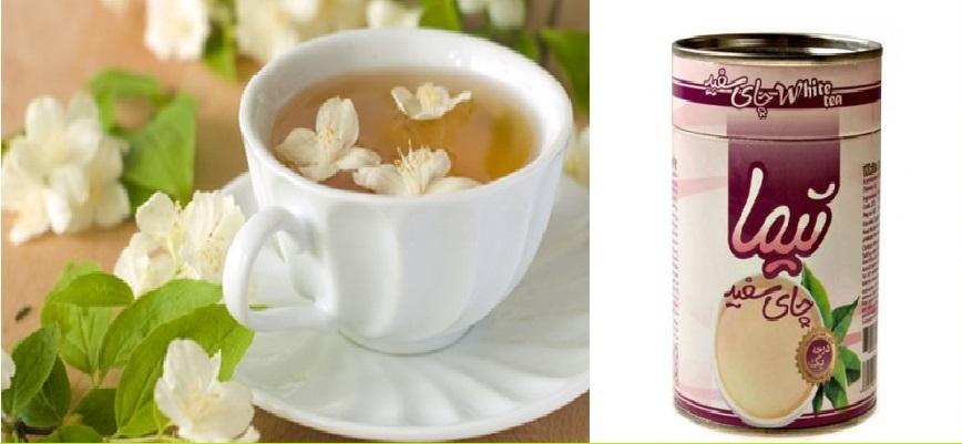 چاي سفيد تيما